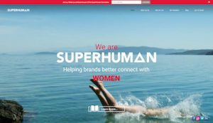 advertising-excellence-we-are-superhuman-website-sample